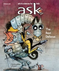Ask Magazine for Kids