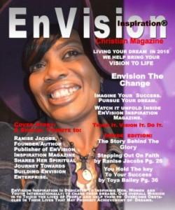 EnVision Inspiration Magazine
