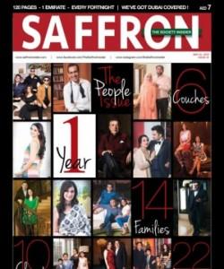 Saffron - The Society Insider