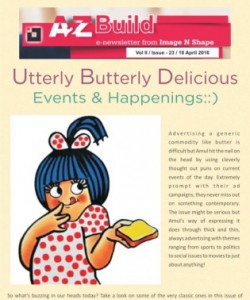 A2ZBuild E Newsletter