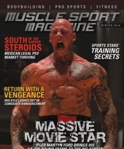 Muscle Sport Magazine
