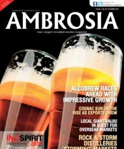Ambrosia - October 2015