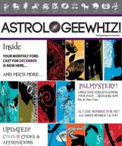 Astrologeewhiz - December 2012