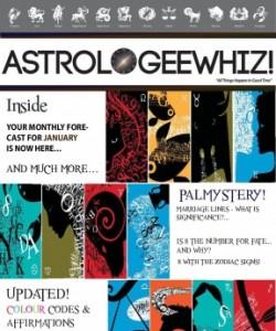 Astrologeewhiz - January 2013