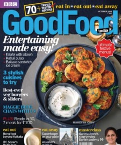 BBC GoodFood India - October 2014