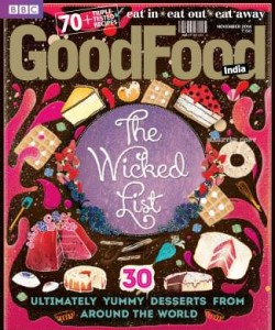 BBC GoodFood India - November 2014