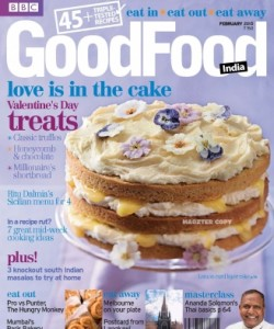 BBC GoodFood India - February 2015