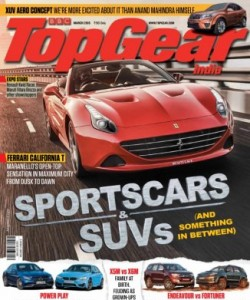 BBC TopGear India - March 2016
