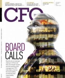 CFO - March 2015