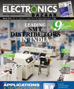 Electronics  Bazaar - March 2016