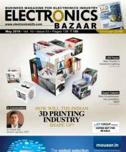 Electronics  Bazaar - May 2016
