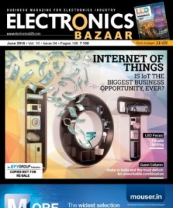 Electronics  Bazaar - June 2016