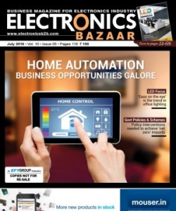 Electronics  Bazaar - July 2016