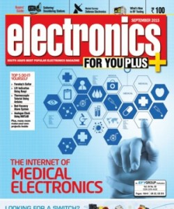 Electronics For You - September 2015