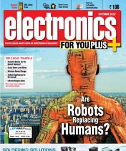 Electronics For You - October 2015