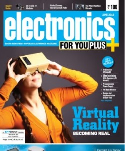 Electronics For You - June 2016
