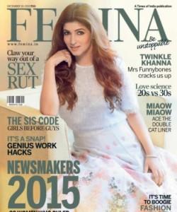 Femina - December 30 2015
