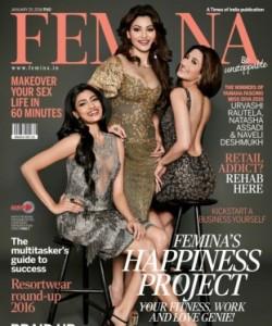 Femina - January 25 2016