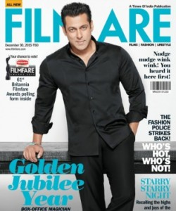 Filmfare - December 30 2015