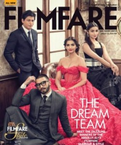 Filmfare - January 13 2016