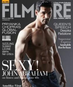 Filmfare - March 9 2016