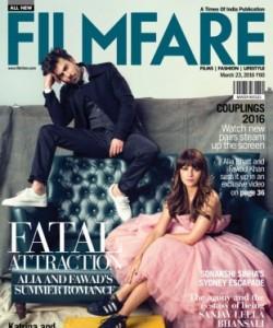 Filmfare - March 23 2016