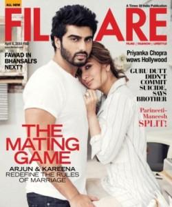 Filmfare - April 6 2016