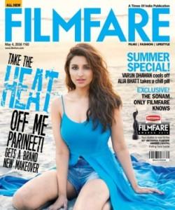 Filmfare - May 4 2016