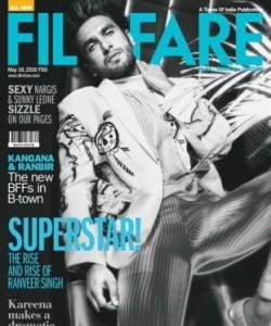 Filmfare - May 18 2016