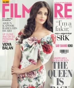 Filmfare - June 1 2016
