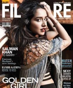 Filmfare - June 15 2016