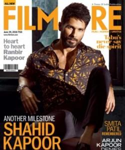 Filmfare - June 29 2016