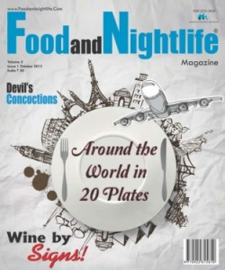 Food and Nightlife - October 2013