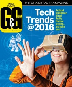Gadgets and Gizmos - January 2016