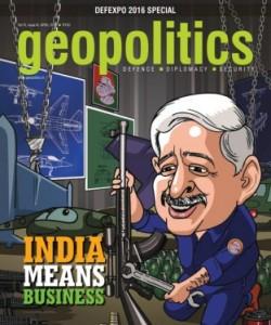 Geopolitics - April 2016