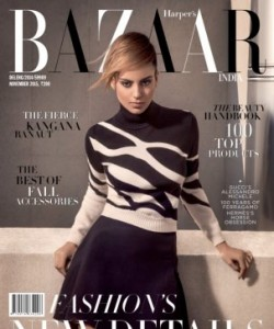 Harper's Bazaar India - November 2015