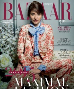 Harper's Bazaar India - December 2015