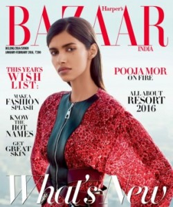 Harper's Bazaar India - January - February 201..