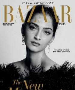 Harper's Bazaar India - March 01 2016