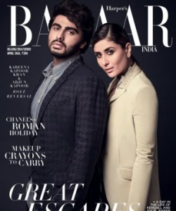 Harper's Bazaar India - April 2016