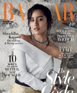 Harper's Bazaar India - July 2016