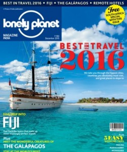Lonely Planet Magazine India - December 2015