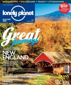 Lonely Planet Magazine India - January 2016