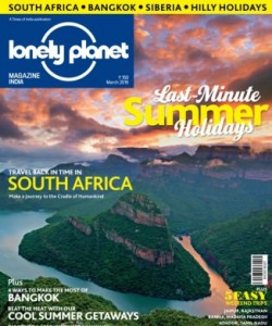 Lonely Planet Magazine India - March 2016