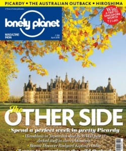 Lonely Planet Magazine India - April 2016