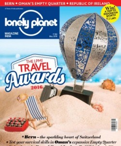 Lonely Planet Magazine India - May 2016