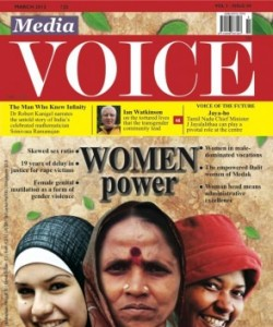 Media Voice - March 2012