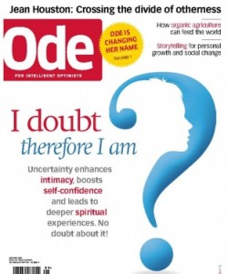 The Intelligent Optimist (formerly ODE magazine) - July - August 2012