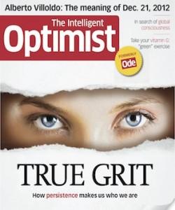 The Intelligent Optimist (formerly ODE magazine) - November - December 20..