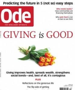 The Intelligent Optimist (formerly ODE magazine) - December US 2011